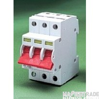 Crabtree Loadstar 125A Switch Disconnector TP 125SW3