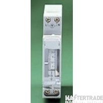 Crabtree  Time Switch Analogue 1 Channel 1 Module 301/TQ24