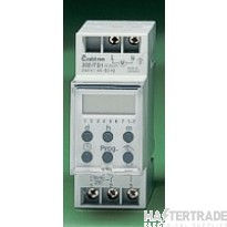 Crabtree Polestar  Time Switch 1 Channel Digital 302/TD1