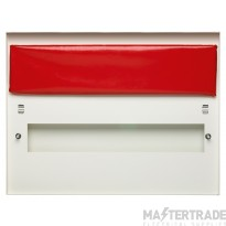 Crabtree Starbreaker  Fire Barrier Intumescent 16-15 Mod Consumer Unit CR1615FS