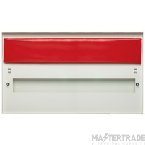 Crabtree Starbreaker  Fire Barrier Intumescent 21-20 Mod Consumer Unit CR2120FS