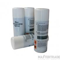 CTC GALV-400 Spray Zinc Galvanised 400ml