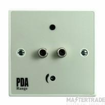 Dual Phono Line Level 'Outreach' Plate APL