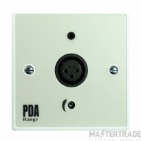 XLR 3 Pin Microphone Plate APXM