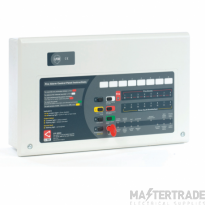 CFP Economy 4 Zone Conventional Fire Alarm Panel CFP704E-4