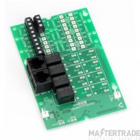 C-Tec CFP762 CFP Relay Output Card (Reset, Fault, Aux. & Remote Relay Outputs)