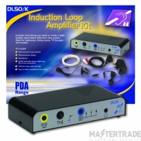 50m2 Domestic Hearing Loop System DL50/K