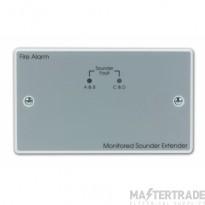 C-Tec FF502P 4 Zone Sounder Circuit Extender Kit