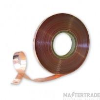 C-Tec FLAT3005 1.5mm2 Insulated Flat Copper Foil Tape