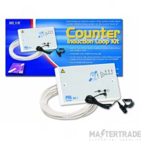 1.2m2 Double Gang Fixed Counter Induction Loop System ML1/K