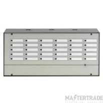 CTec NC811KE Emer Repeater Panel 10 Zone