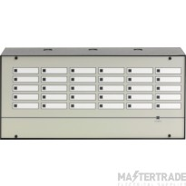 CTec NC812KE Emer Master Panel 10 Zone