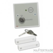 C-Tec NC894DKB Isolatable Monitoring Point, Button Reset