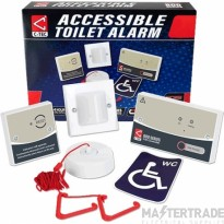 Accessible Disabled Persons Toilet Alarm Kit NC951