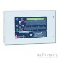 XFP 1 Loop 32 Zone Addressable Fire Panel (Hochiki ESP protocol) XFP501/H