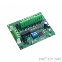 C-Tec Z13 ZFP 8 Way Input Output PCB (full size)