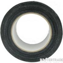 Deligo GTB Gaffer Tape 50mmx50m Black