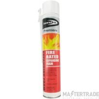 Deligo SFF750 Expg Foam Fire Rated 750ml