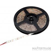 Deltech LED Strip 5M 12V 12W/M 710Lm/M Red IP65 120