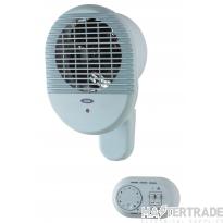 Creda Solfan CSF3 SolFan Wall Mounted Fan Heater