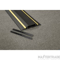 DLine FC83H MD Floor Cable Cover 1.8m