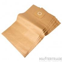 Draper 21534 Paper Dust Bags Pk=5