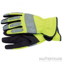Draper 27618 Mechanics Gloves Large