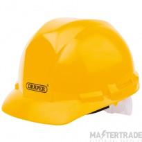 Draper 51138 Safety Helmet Yellow