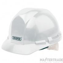 Draper 51139 Safety Helmet White