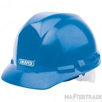 Draper 51140 Safety Helmet Blue