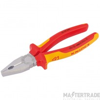 Draper 81212 Knipex 200mm Fully Insulated Combination Pliers