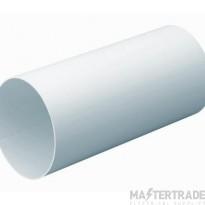 Domus 1100-4 Std Round Pipe 100mmx1m