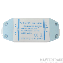 Ecopac LED Driver ECP15-12VL 15W Contant Voltage Fixed Outout 12volt DC