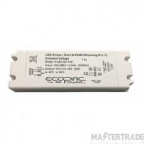 ECOPAC LED DRIVER ELED-50-24D SERIES 50W 24V Dali Dim