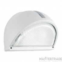 89768 Onja White Outdoor Wall Light IP44