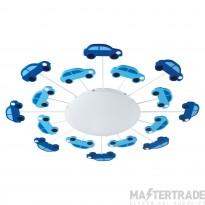 Eglo CL/1 E27 blue/white 'VIKI 1'