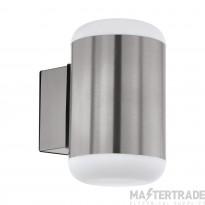 Eglo 97843 Merlito Wall Light E27 10W S/S