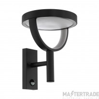 Eglo 98233 Francari LED Wall Light 16W Blk
