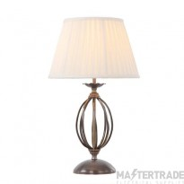 Elstead ART/TLAGDBRASS Table Lamp E27