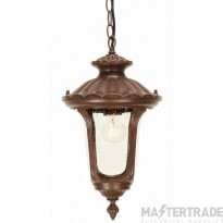 Elstead CC8/S Chicago Exterior Small Hanging Lantern IP43