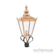 Norlys CS/HO Chelsea Lantern Copper with Clear Lens