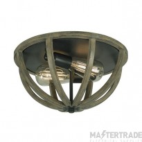Elstead FE/ALLIER/FWW Lumin E27 2x60W