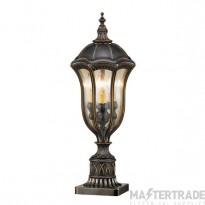 Elstead FE/BATONRG3 Lantern E14 3x60W