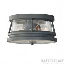 Elstead FE/CHELSEAHBR/F Lantern 2x60W