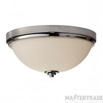 Elstead FE/MALIBU/FBATH Lumin E27 2x60W