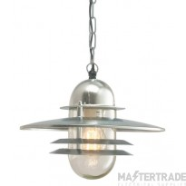 Elstead OS8GALC Chain Lantern E27 75W