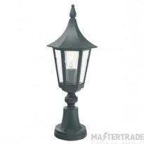 Elstead R3BLACK Pedestal Lantern E27 60W