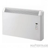 Elnur 0.75kw Panel Heater with Digital Timer Programmer