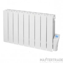 Elnur INGENIM 1.25kw Electric Radiator with 24/7 Digital Programmer 430mm High
