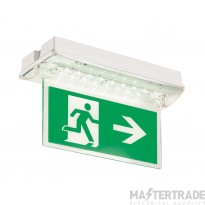 ELP FIDE/230 Finesse LED Emergency Surface Exit Blade Mains only